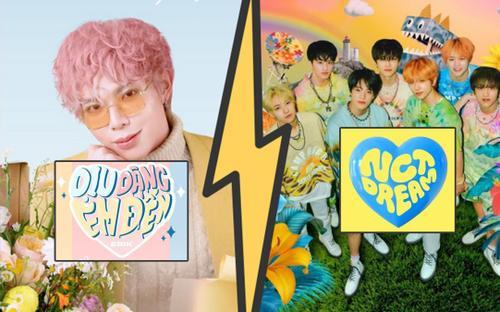 Logo bài mới bị tố đạo nhái NCT Dream, người trong ê-kíp của Erik chính thức lên tiếng