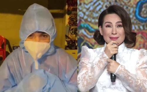Bật khóc xem clip Phi Nhung nghẹn ngào, bối rối vì không thể giúp hết người khó khăn trước khi nhiễm bệnh