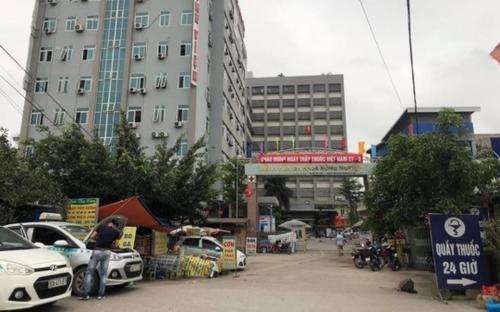 Hà Nội: Phong toả tạm thời Bệnh viện Nông Nghiệp sau khi ghi nhận 3 nhân viên mắc Covid-19