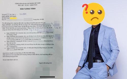 Rộ thông tin một ca sĩ Việt tiếp xúc với F0 vẫn di chuyển nhiều nơi, không khai báo với chốt kiểm dịch