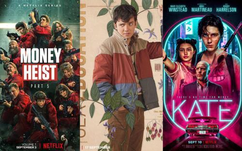 Hồi kết của 'Money Heist' và loạt series gây bão đổ bộ Netflix tháng 9