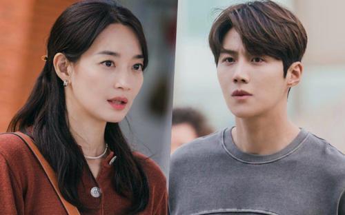 'Hometown Cha Cha Cha': Cặp đôi lúm đồng tiền Kim Seon Ho và Shin Min Ah liên tục đụng độ