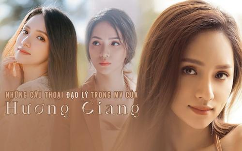 Những câu thoại đầy đạo lý của Hương Giang trong loạt MV: Dậy sóng một thời, cực thấm cho hội 'tuesday'