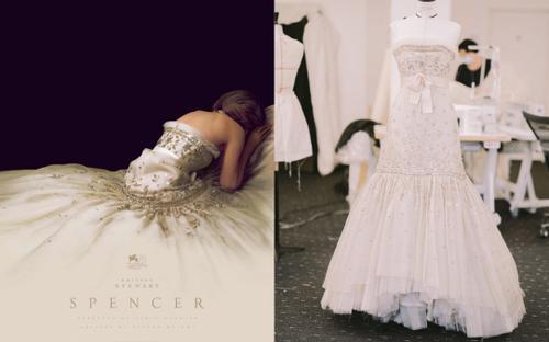 Kristen Stewart hóa thân hoàn hảo thành công nương Diana trong mẫu váy Chanel