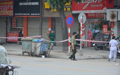 Hà Nội: Cách ly y tế 7 ngày một khu nhà tập thể và ngõ 477 Nguyễn Trãi liên quan Covid-19