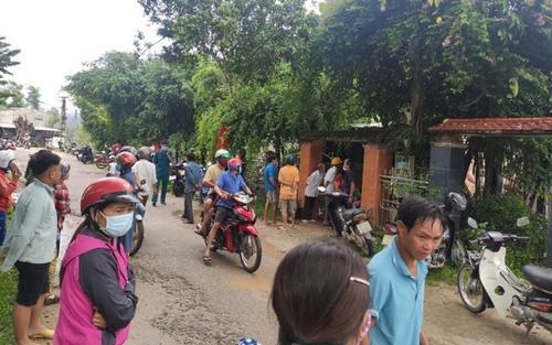 Quảng Nam: Cặp vợ chồng tử vong, thi thể bị đè trong đống đổ nát sau tiếng nổ lớn