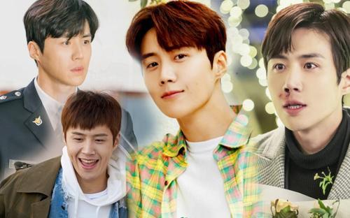 'Bé ngoan' Kim Seon Ho và những vai diễn ấn tượng nhất: Từ cảnh sát đến bịp bợm, anh đây cân hết!