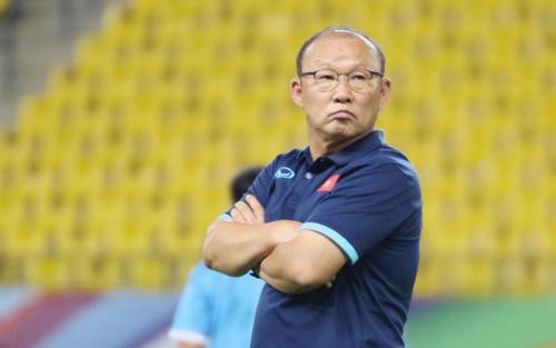 Truyền thông Hàn Quốc lo cho tuyển Việt Nam và HLV Park Hang Seo