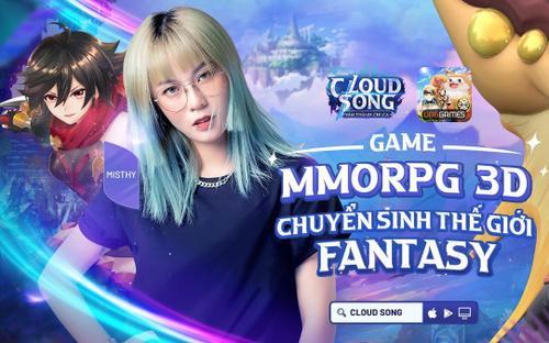 Misthy và Ribi Sachi trở thành 'nàng thơ' của Cloud Song VNG