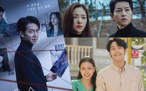 Cư dân mạng chọn ra những bộ phim Hàn ấn tượng nhất trong năm nay: 'Con cưng' gọi tên...
