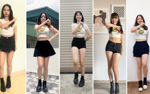 Cổ vũ đội tuyển Việt Nam bằng giai điệu tiktok cuồng nhiệt