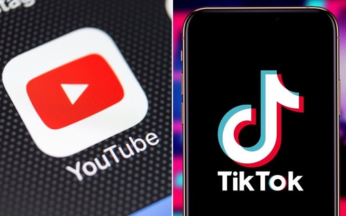 TikTok làm 'lu mờ' YouTube ở Mỹ và Anh
