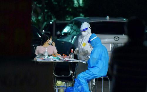 Chiều 7/9: Hà Nội thêm 5 ca dương tính mới với SARS-CoV-2, trong đó có 2 ca cộng đồng cùng trong gia đình