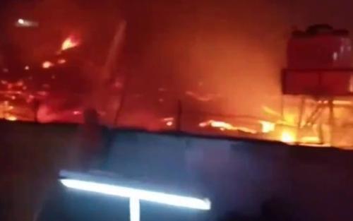 Hỏa hoạn lúc rạng sáng ở nhà tù khiến 40 phạm nhân chết ngay tại hiện trường