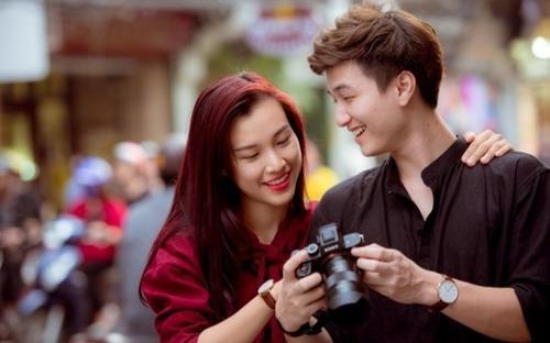 MC Hoàng Oanh không ngần ngại nhắc tên người yêu cũ Huỳnh Anh giữa lùm xùm