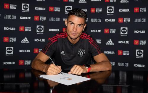 Ronaldo: 'Tôi trở lại MU để giành vinh quang một lần nữa'