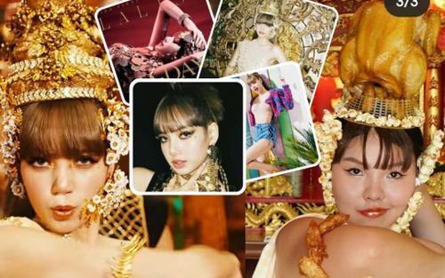 Loạt sao Thái phát cuồng vì ca khúc solo đầu tay của 'em gái quốc dân' Lisa, trào lưu cosplay đang rầm rộ