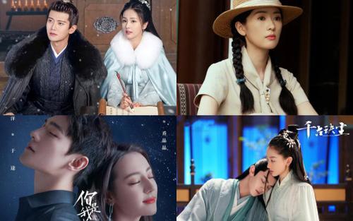 Top 10 phim Hoa ngữ có chỉ số phát sóng cao nhất mùa hè năm 2021: Bất ngờ với cái tên đầu bảng