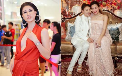 Vừa qua 'bão sao kê', mẹ Hồ Ngọc Hà tiếp tục lên tiếng ủng hộ Trang Trần giữa lùm xùm của cựu người mẫu
