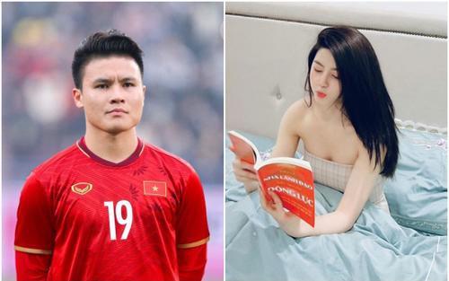 Danh tính bạn gái mới của cầu thủ Quang Hải là ai?