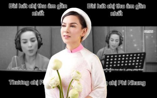 Trước khi chống chọi với COVID-19, đây là bản thu âm gần nhất của Phi Nhung chưa được ra mắt?