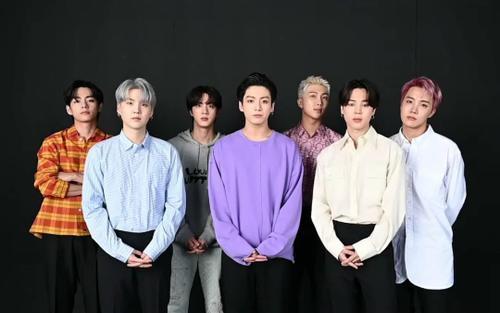 BTS nhận giải 'Nhóm nhạc của năm' tại VMAs 2021 3 năm liên tiếp