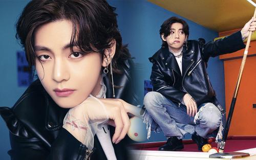 V (BTS) là idol Hàn Quốc đầu tiên đạt được thành tích này trên Instagram