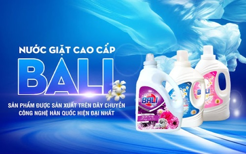 Tập đoàn OGO và tham vọng từng bước đưa nước giặt BALI trở thành sản phẩm 'quốc dân'