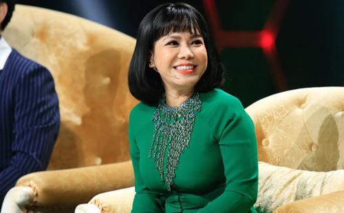 Sự tín nhiệm của đồng nghiệp dành cho nghệ sĩ Việt Hương