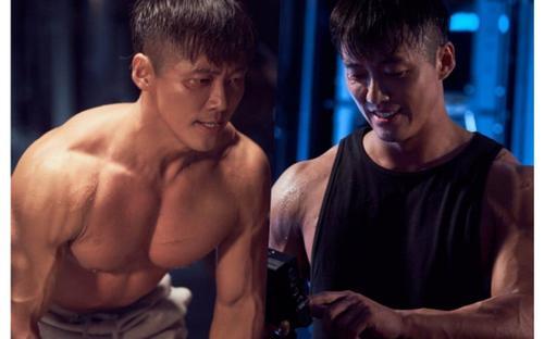 'The veil': Nam Goong Min khiến chị em phát hoảng bởi thân hình 6 múi lực lưỡng