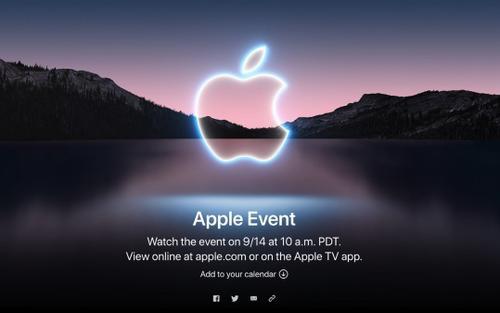 Xem trực tiếp sự kiện ra mắt iPhone 13 ở đâu, bằng cách nào?