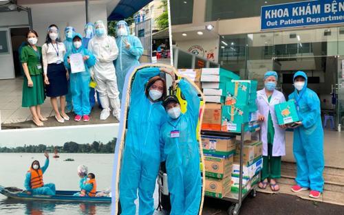 Việt Hương có những chia sẻ 'cuối cùng' trước khi chính thức ngừng từ thiện sau 2 tháng