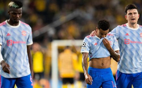 Kết quả bóng đá Champions League hôm nay 15/9: MU, Barca thua đau