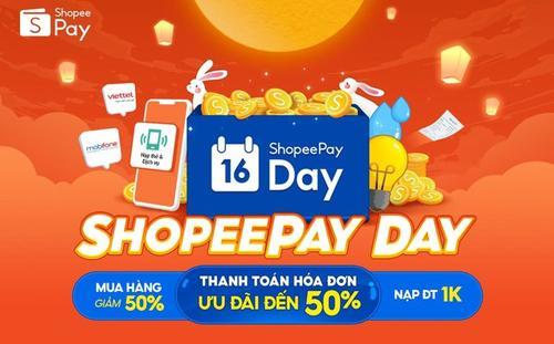 Điểm mặt 6 khung giờ vàng siêu ưu đãi không thể bỏ qua trong ngày hội không tiền mặt ShopeePay Day tháng 9