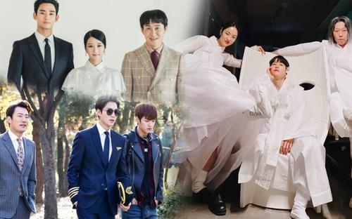 Những bộ ba chuyên tấu hài trên màn ảnh Hàn: Hội của Gong Yoo và hội của Song Joong Ki, ai mặn mòi hơn?