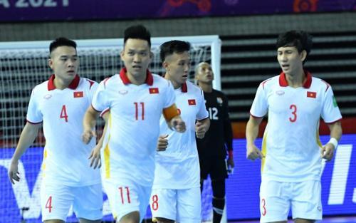 Tuyển futsal Việt Nam thắng nghẹt thở Panama, mở ra cơ hội đi tiếp ở World Cup