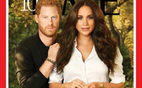 Xuất hiện trên bìa TIME, Hoàng tử Harry bị ví như thợ làm tóc của Meghan