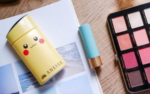 'Bảo bối' Anessa Pikachu chống nắng bảo vệ da