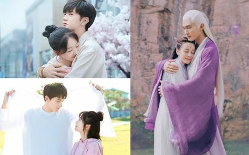 Những cặp đôi 'đũa lệch' của màn ảnh Hoa ngữ: người được khen đáng yêu, người bị chê không có khí chất