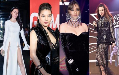 Điểm lại loạt váy áo đi sự kiện thảm họa của nghệ sĩ Việt