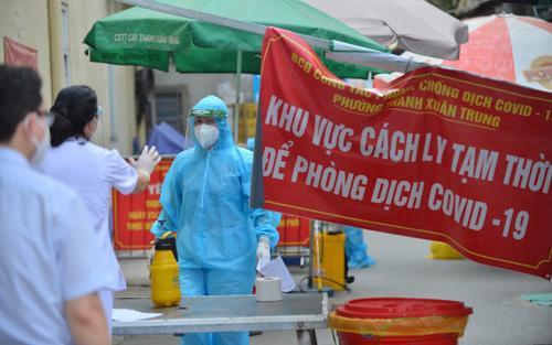 Hà Nội thêm 2 ca dương tính SARS-CoV-2, đã tiêm hơn 5,3 triệu mũi vaccine phòng Covid-19 cho người dân