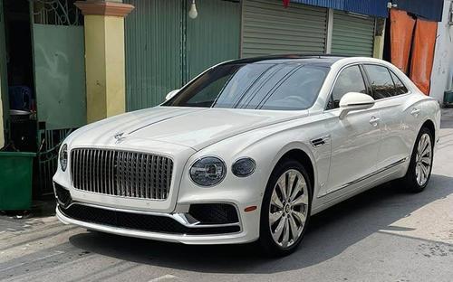Đại gia Hải Phòng tậu Bentley Flying Spur V8 giá không dưới 20 tỷ đồng