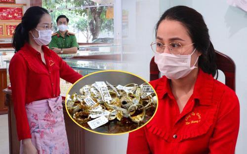 Nữ nhân viên trộm 2.380 nhẫn vàng tính tình hiền lành