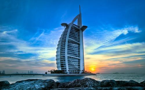 Loạt khách sạn sang trọng và đẳng cấp bậc nhất Dubai