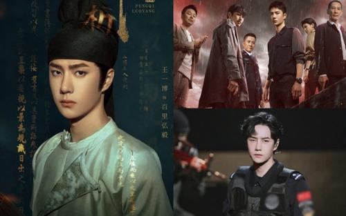 3 bộ phim của Vương Nhất Bác khiến fan chờ mãi không tới ngày lên sóng