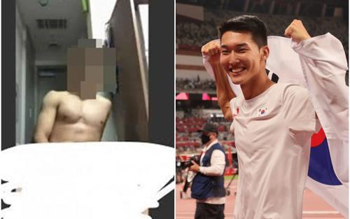 Nghi vấn ngôi sao thể thao Hàn Quốc lộ clip nóng gây rúng động