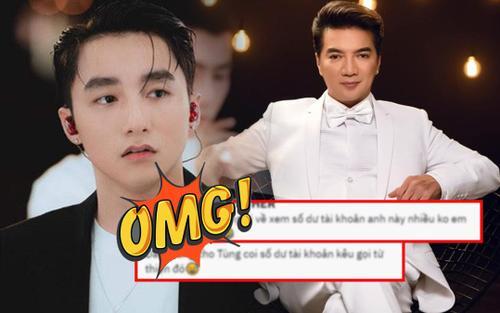 Clip: Đàm Vĩnh Hưng thân thiết bên Sơn Tùng, nhưng netizen vẫn tràn vào 'nhắc khéo' chuyện sao kê
