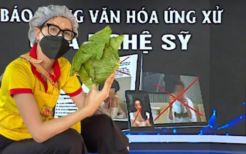 Bị VTV 'điểm tên', Trang Trần: 'Tôi hay nói bậy, tôi rút kinh nghiệm để chỉnh sửa'