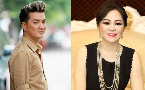 Ca sĩ Đàm Vĩnh Hưng gửi đơn lên cơ quan chức năng tố bà Phương Hằng vu khống anh ăn chặn tiền từ thiện