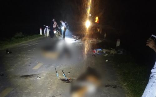 Vụ tai nạn thương tâm đêm Trung thu ở Phú Thọ khiến 7 người thương vong: 6 nạn nhân là học sinh cấp 3